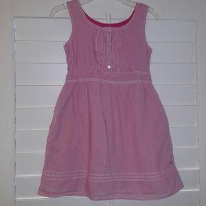 L.O.G.G. by H&M girls Sleeveless Dress sz 7-8